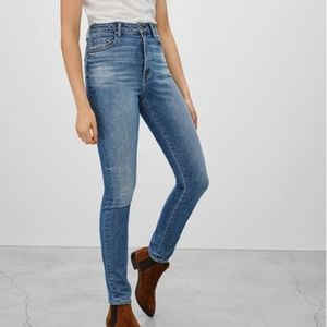 The Castings Edition Super High-Rise Skinny Jeans